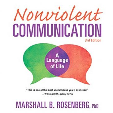 Marshall Rosenberg, Nonviolent Communication