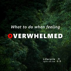 What to do when feeling overwhelmed - agile-od.com