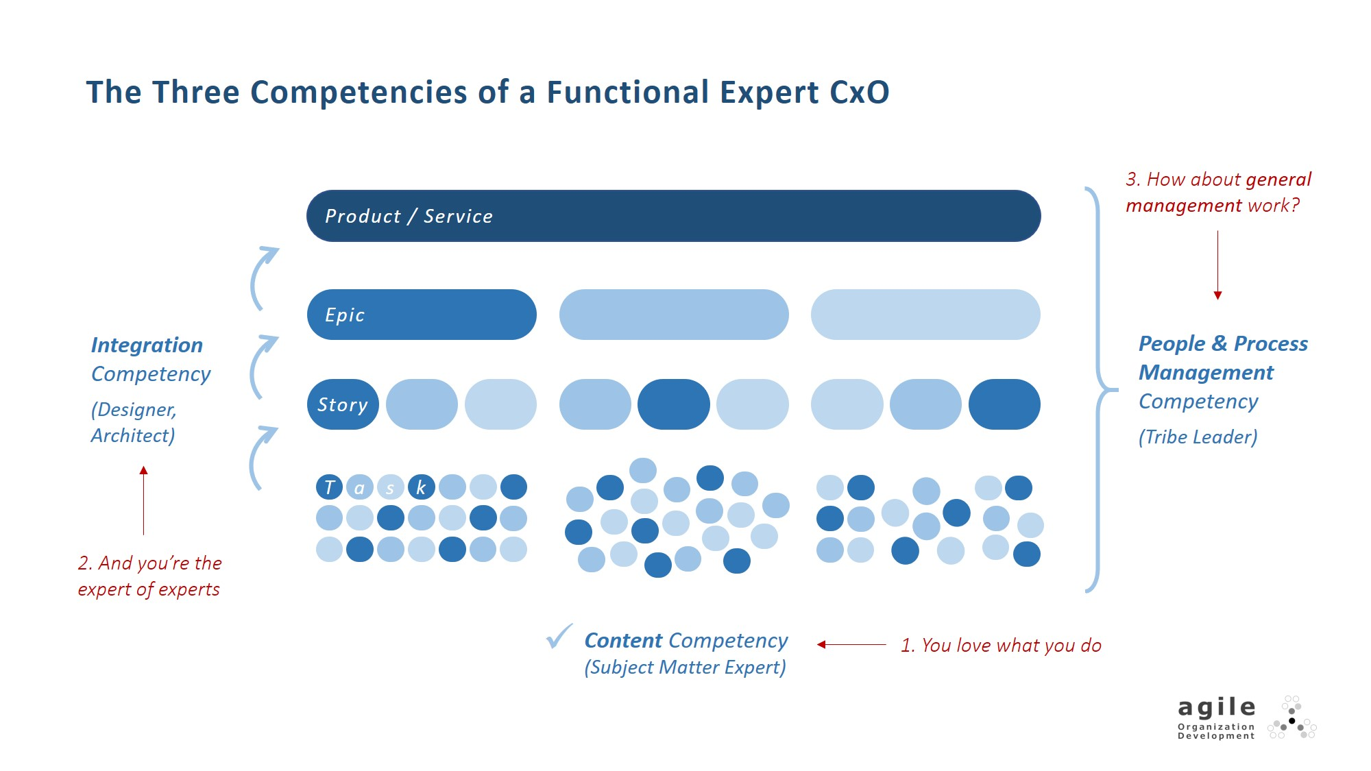 The Three Competencies of a Functional Expert CxO