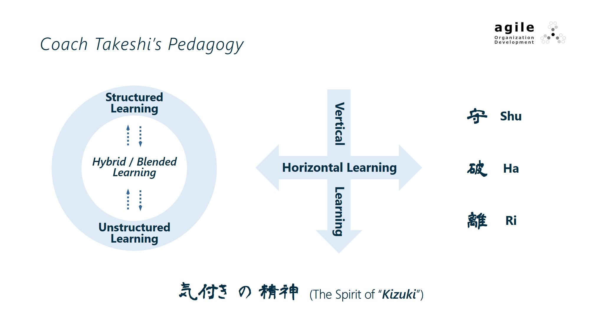 Coach Takeshi's Pedagogy