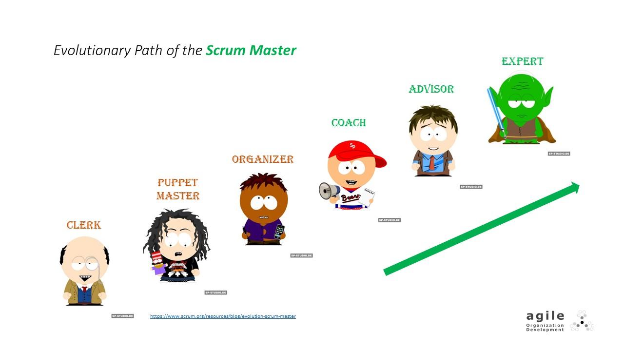 Evolutionary Path of the Scrum Master | Coach Takeshi's Scrum Crash Course