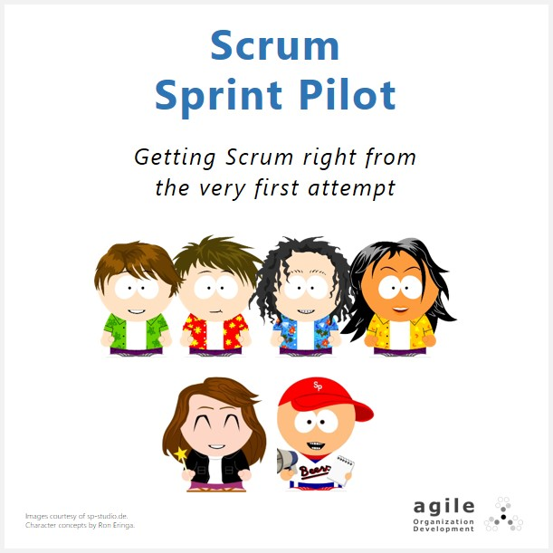 Scrum Sprint Pilot - Getting Scrum right from the very first attempt